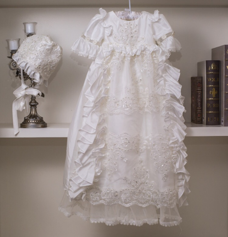 Pipper Christening Gown