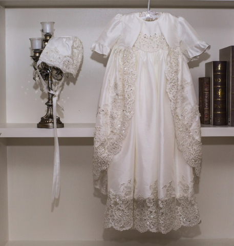 Whitney  Christening Gown