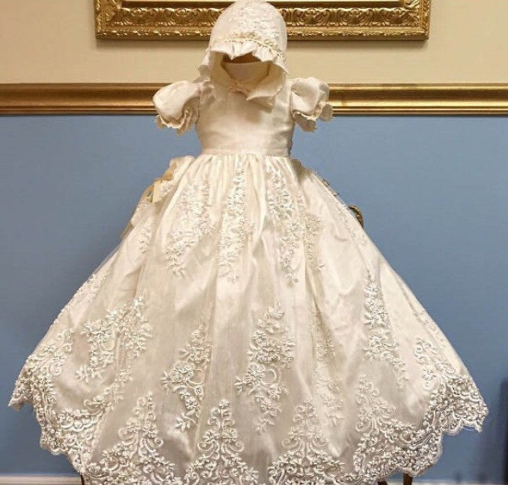Lisa Christening Gown