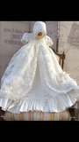 Ella Christening Gown