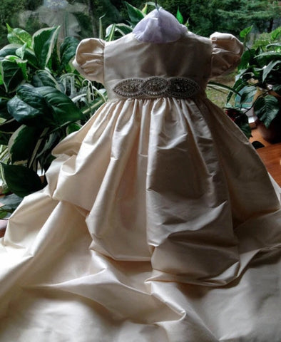 Seraphina Christening Gown