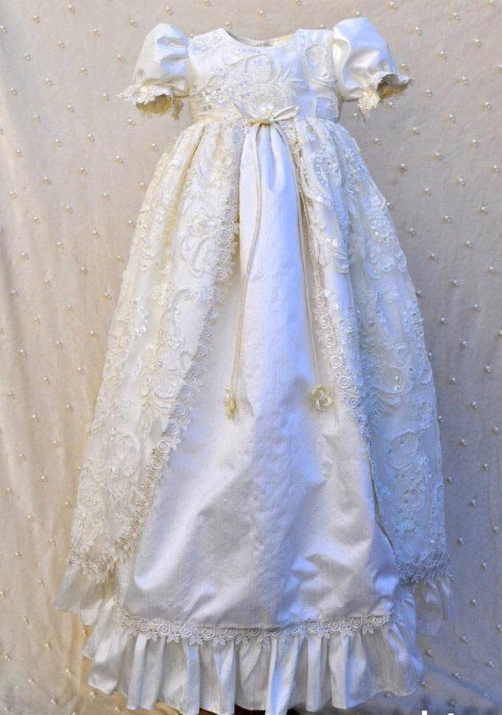 Isa Christening Gown