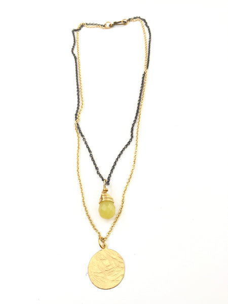 Jaded Necklace- Short