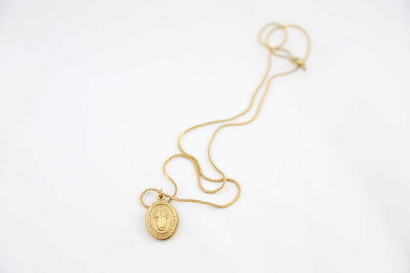 Iconic Medallion Necklace