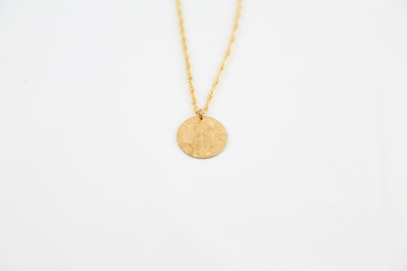 Scarab Imprint Necklace