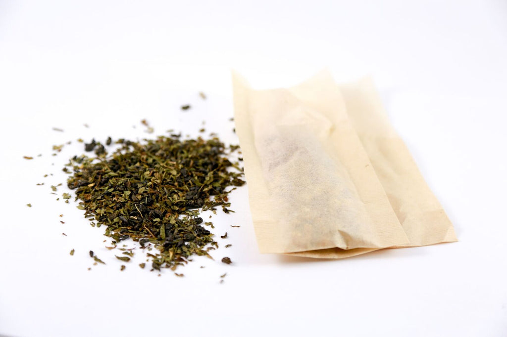 Loose Leaf Tea - Green + Moroccan Mint