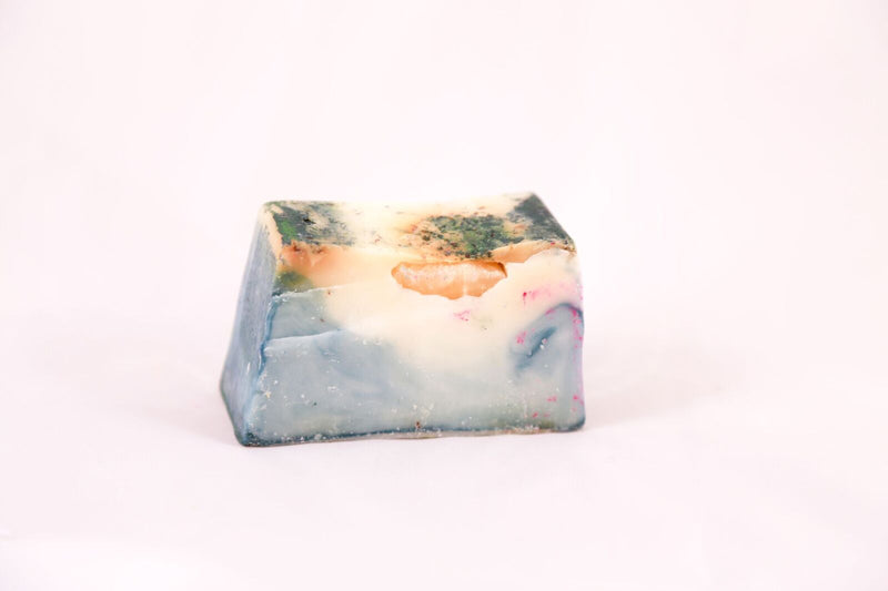 Healing Soap - Eucalyptus + Orange Calcite