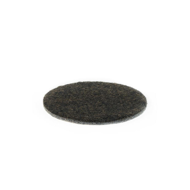 "1 1/2"" Diameter Heavy Duty Felt Pads"