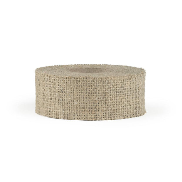 Burlap Ribbon - FINAL SALE