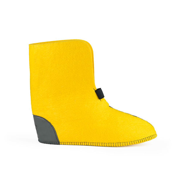 Wool Felt Replacement Boot Liners (626) - Yellow - FINAL SALE