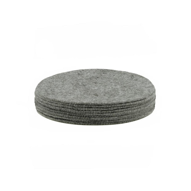 Felt Plate Stackers