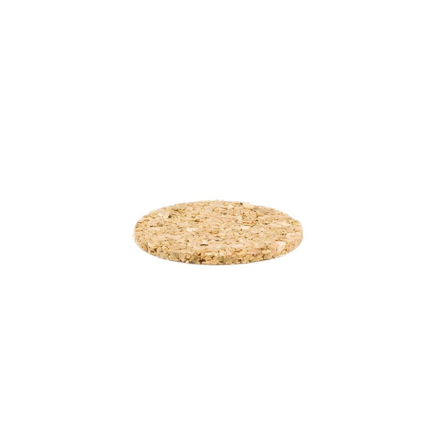 "3/8"" Diameter Light Duty Cork Pads By Roll"