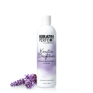 Keratin Brightener <br>Tone Correcting Conditioner