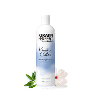 Keratin Color<br>Smoothing Shampoo