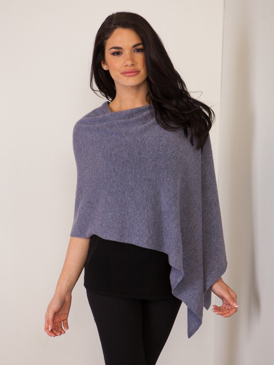 "Alashan Cashmere - Cashmere ""The"" Dress Topper - Dayglow"