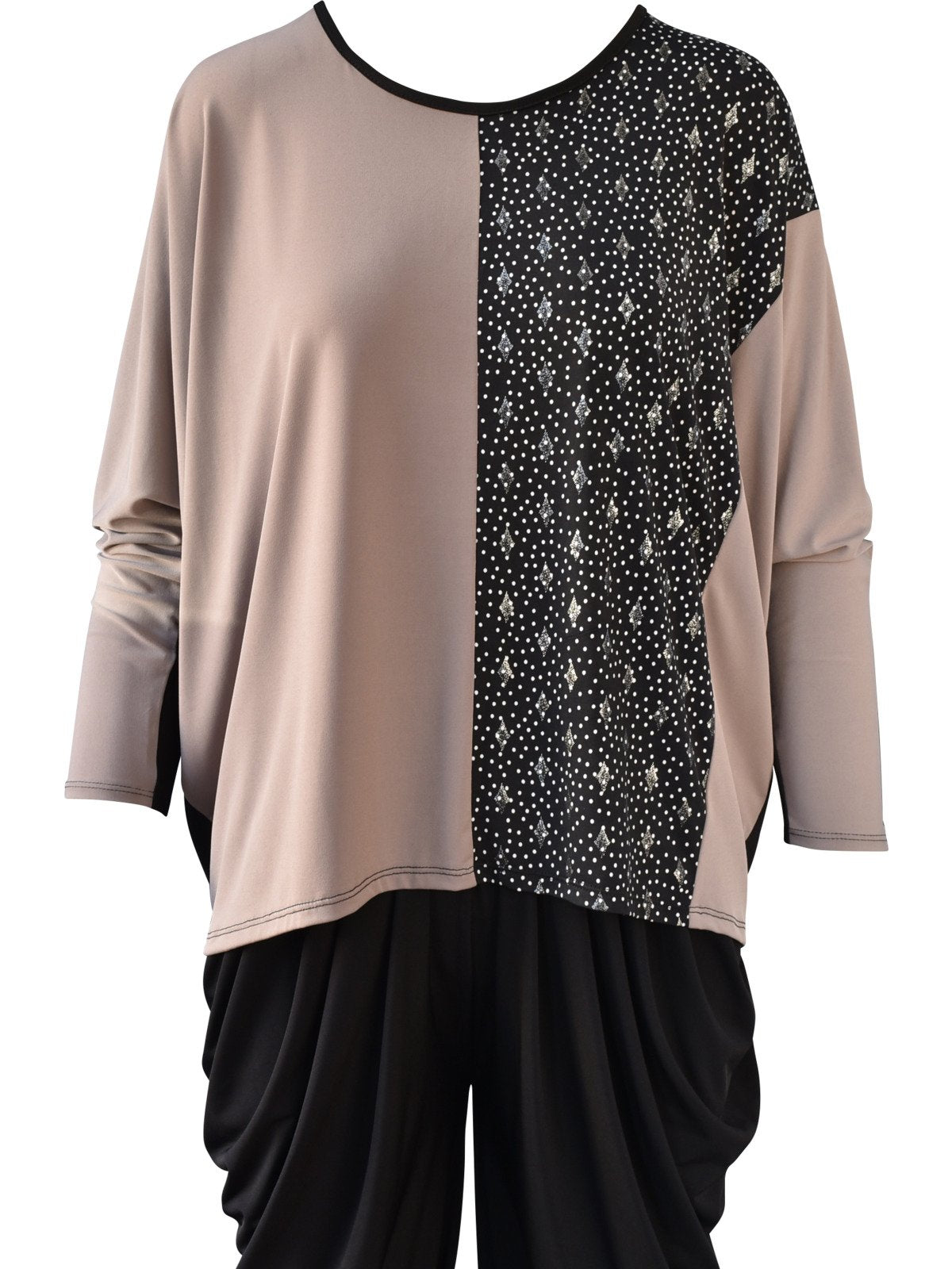 Artimino Diamond Butterfly Top - Statement Boutique