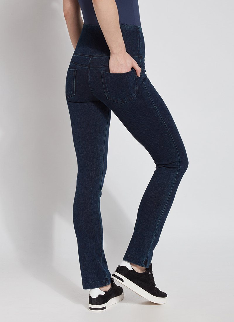 Lysse - Denim Straight Leg - Plus
