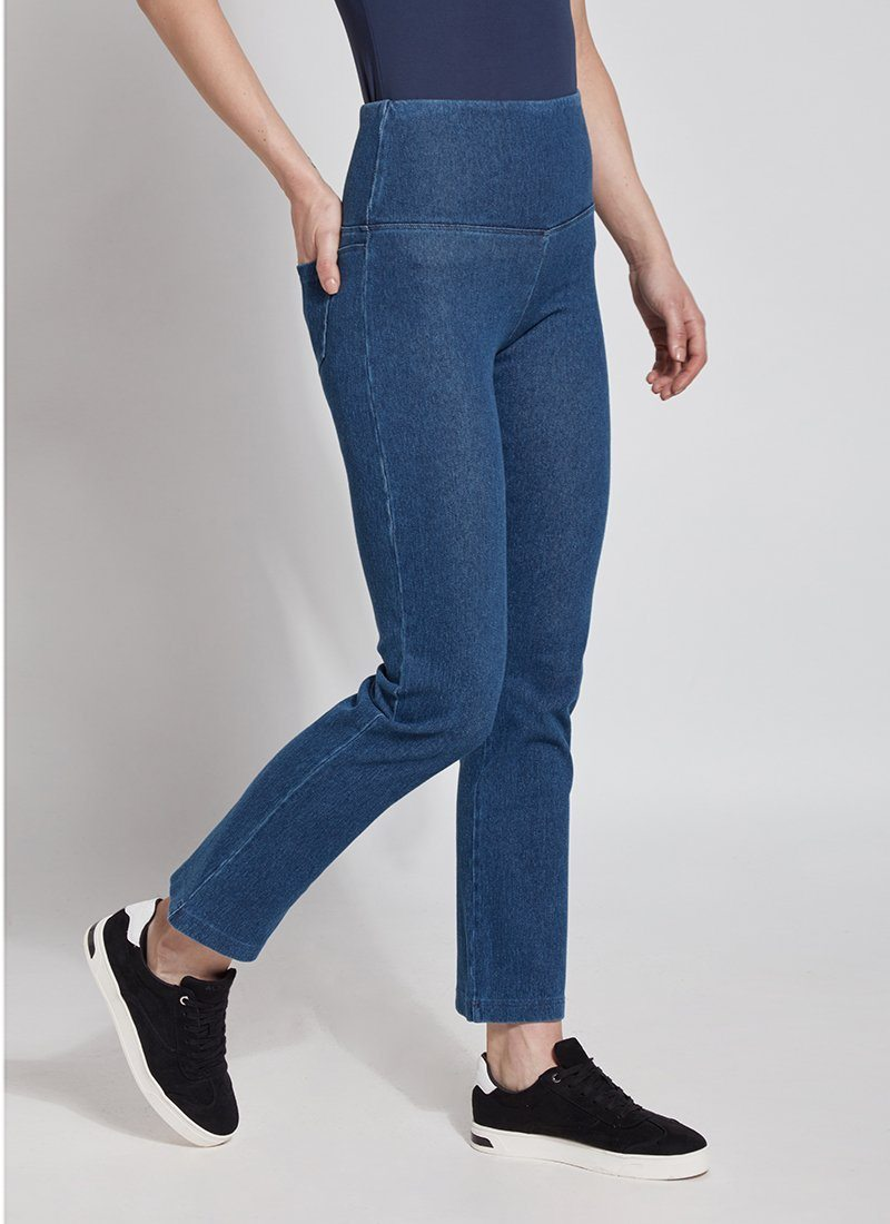 Lysse - Denim Straight Leg