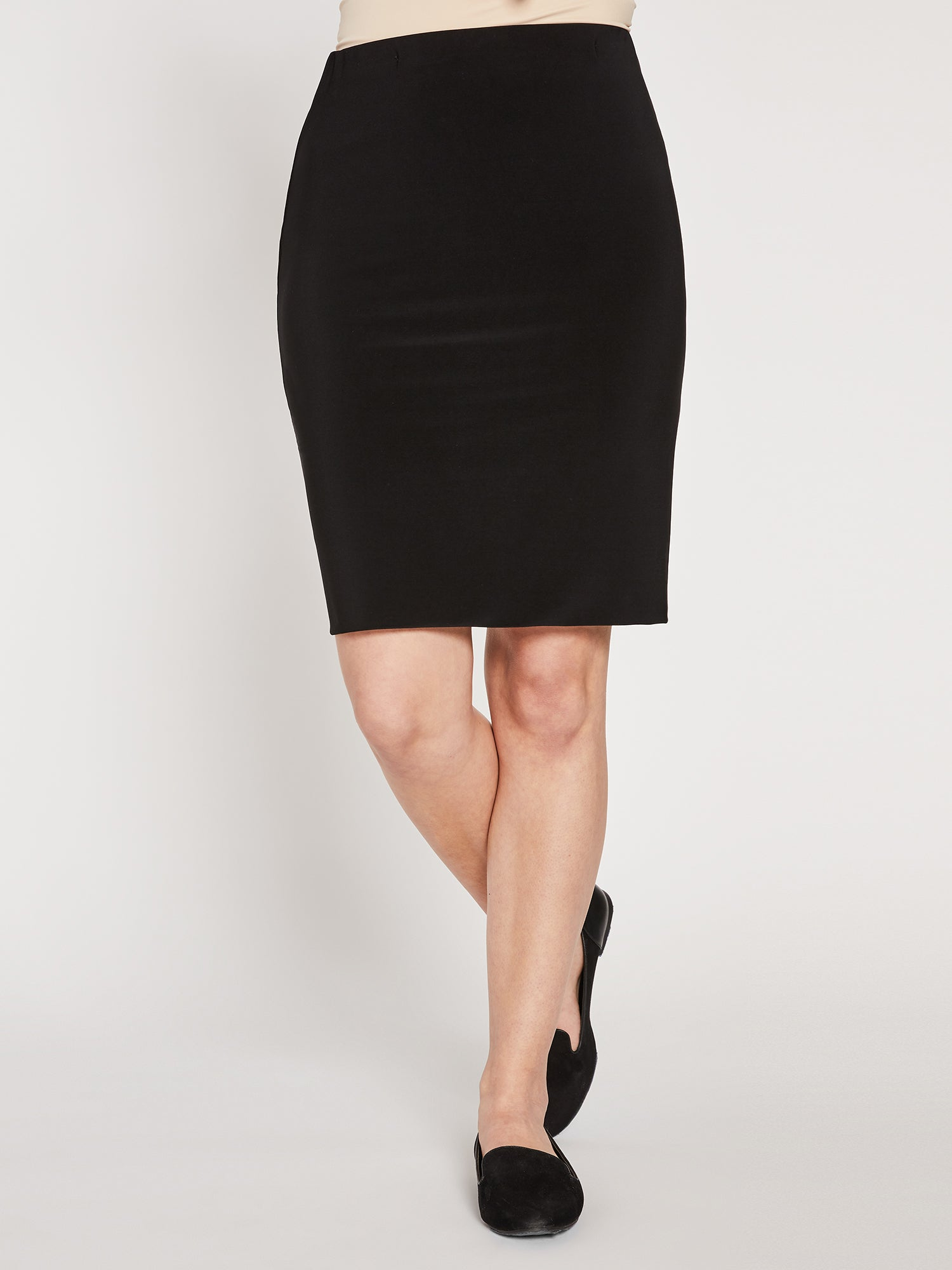 Sympli Tube Skirt Short - Black - Statement Boutique