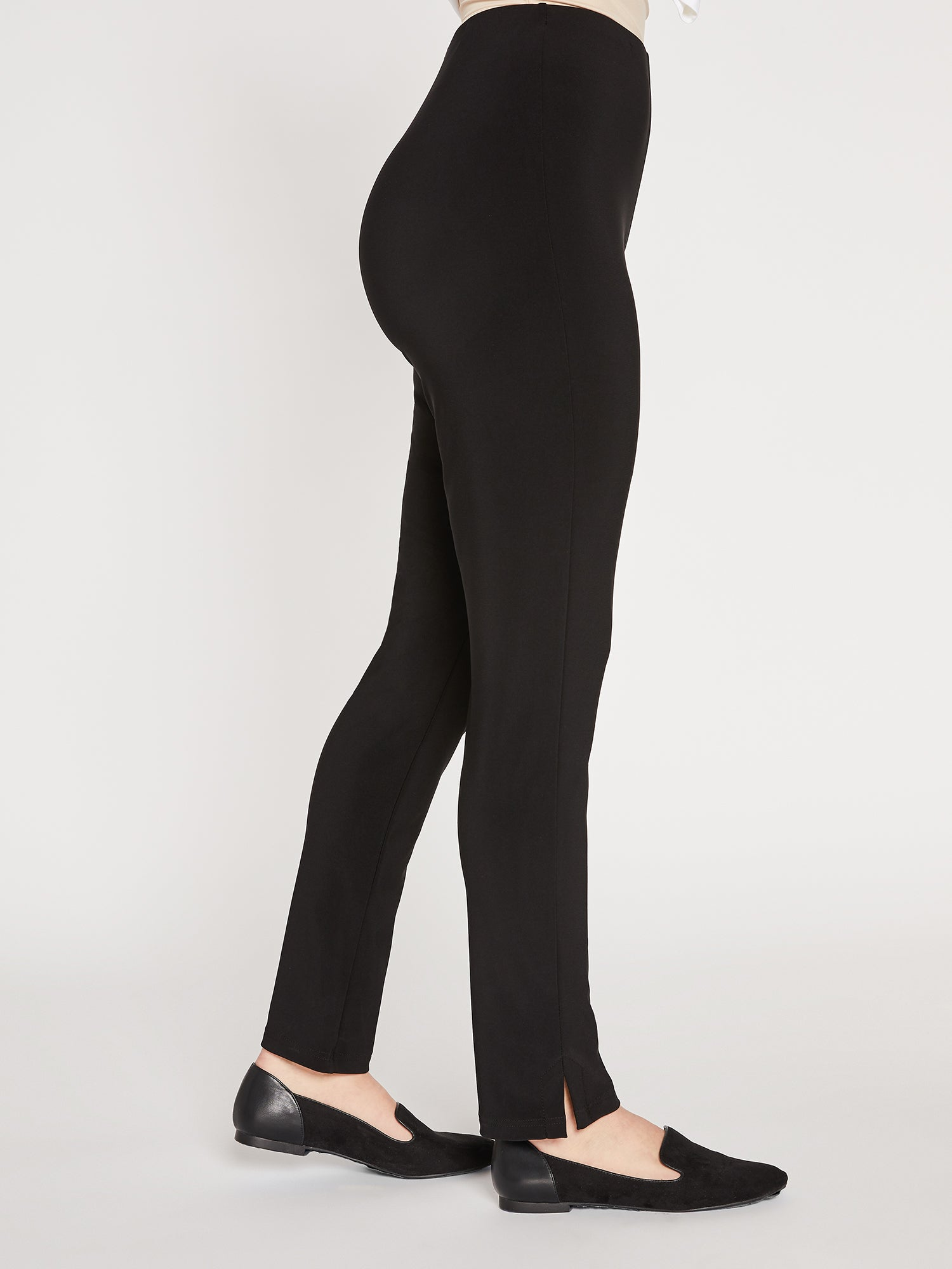 Sympli - Narrow Pant Long - Black