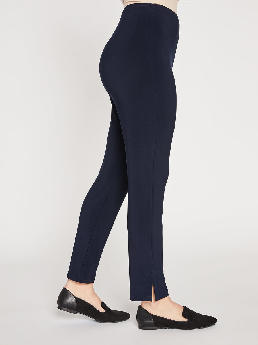 Sympli - Narrow Pant Midi - Navy