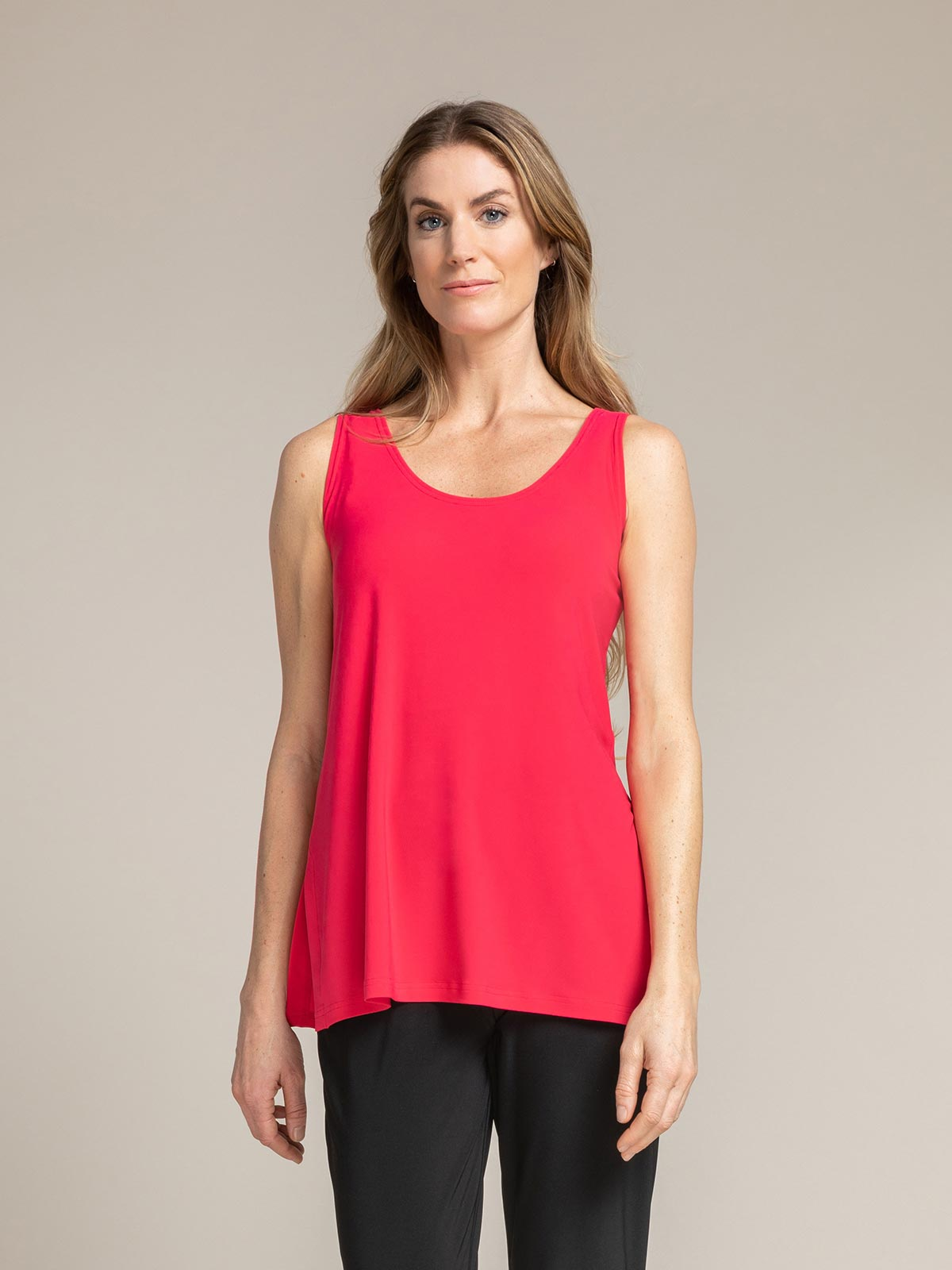 Sympli Go To Tank Relax - Watermelon - Statement Boutique