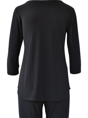 Sympli - Go To Classic T Relax - 3/4 Sleeve