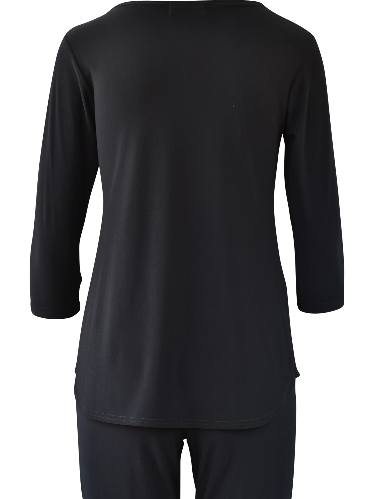 Sympli - Go To Classic T Relax - 3/4 Sleeve - Plus