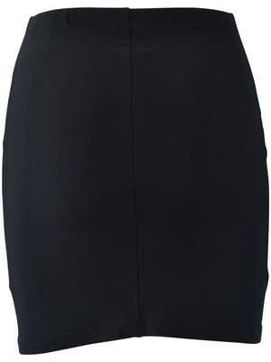 Sympli - Mini Skirt - Black