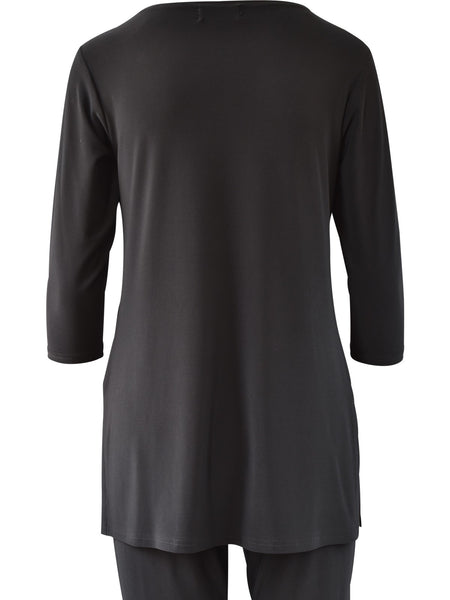 Sympli - Nu Ideal Tunic - 3/4 Sleeve