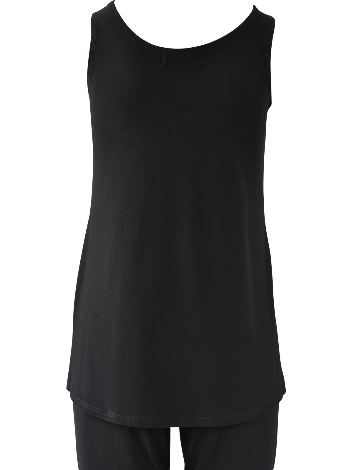 Sympli Go To Tank Relax - Black - Statement Boutique