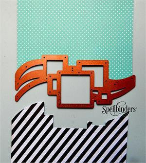 Spellbinders Contemporary Squares