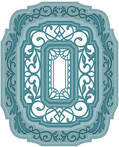 Sue Wilson Noble Classic Adorned Design Die