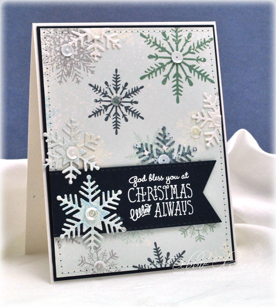 Gift of Faith Clear Stamps