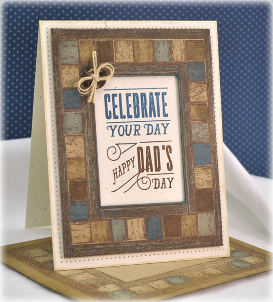 Stacking Sentiments Clear Stamps