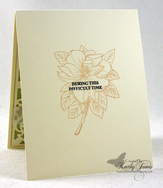 Magnolia Vintage Labels Seven Clear Stamps