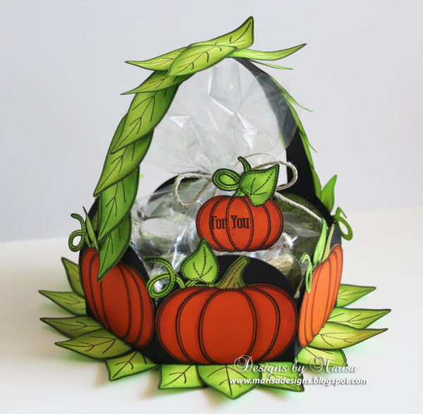 Fall Applique Clear Stamps