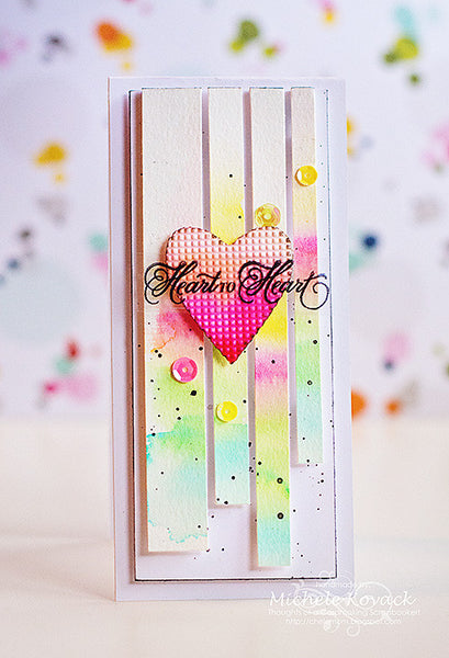 Justrite Papercraft Wedding Inner Sentiments