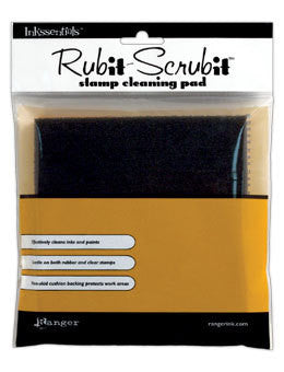 Ranger Rubit-Scrubit Stamp Cleaning Pad