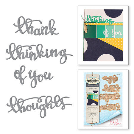 Spellbinders All About You