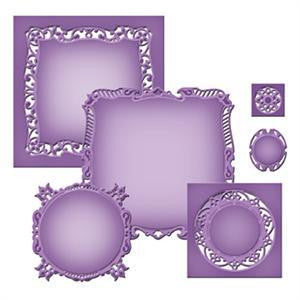 Spellbinders MAJESTIC SQUARES
