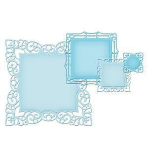 Spellbinders Labels Forty-Two Decorative Accents