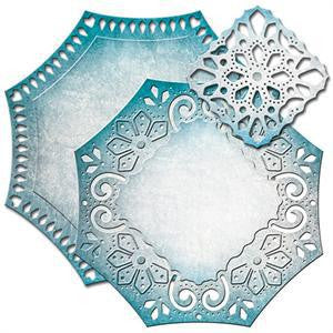 Spellbinders Labels 46 - Dec Element