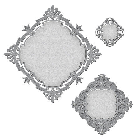Spellbinders Savoy Decorative Element