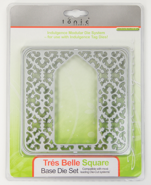 Tonic Tres Belle Square craft Die