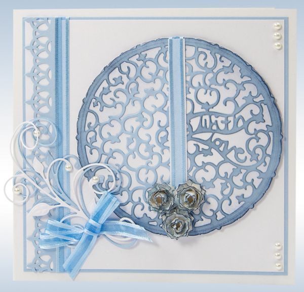 Tonic With Love Circle Craft Die