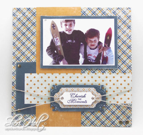 Celebrations Sentiments Clear Stamps