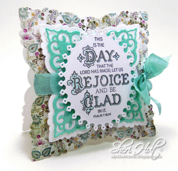 Rejoice and Be Glad Clear Stamps
