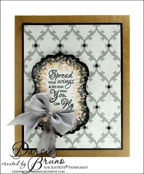 Whisper of Wings Clear Stamps