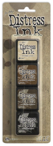 Tim Holtz Distress Ink Pad Mini Kit #3
